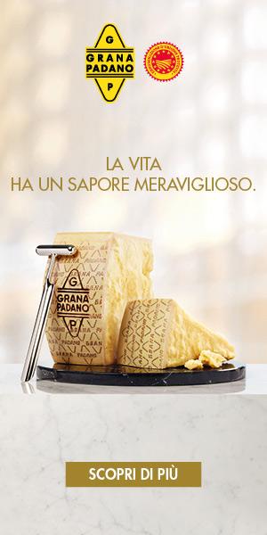 Grana Padano - La vita ha un sapore meraviglioso.